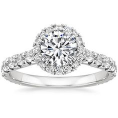 Sienna Diamond Ring #BrilliantEarth