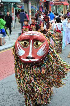 Seorak Cultural Festival in Sokcho, Korea