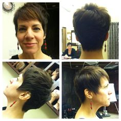 Fresh Talent Alert! Cut done by Lindsey A of Ten Aveda Salon and Spa