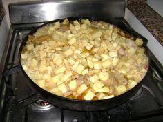 Fabulosa receta para Pollo a la cerveza en disco de arado. Una receta riquísima…