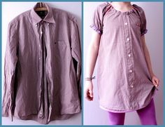 tillaBox: Herrenhemd-Upcycling / 1
