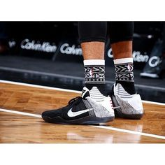 reputable site be749 f6bc3 Nets vs Kings,Wayne Ellington in Nike Kobe 11  Last Emperor   kobe11