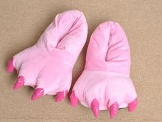 Pink Toes Slippers