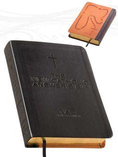 Holy Bible Catholic Revised Standard Version New Sealed Leather Bound Gold Gilt