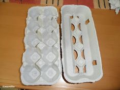 Tuliruusujen ohje Ice Cube Trays, Ice Tray, Silicone Molds, Recycling, Crafts, Manualidades, Handmade Crafts, Diy Crafts, Craft
