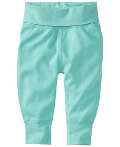 For Mr. Asa P!!! Foldover Waist Wiggle Pant In Organic Cotton | Baby Pants