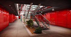 #renderstudio #rendering #render #interior #interiors #buffa #office #oficina #3dmax #vray #decorations #decoracion #arquitectura #rojo #colour #colores by buffa_renderstudio