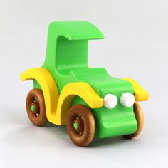 Wooden Toy Cars, Wood Toys, Unique Gifts For Men, Unique Wedding Gifts, Toy Cars For Toddlers, Handmade Wooden Toys, Kids Wood, Toy Trucks, Retro Cars