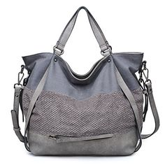 Urban Expressions Roselle Handbag (Gray) Urban Expressions http://www.amazon.com/dp/B0167EEXVE/ref=cm_sw_r_pi_dp_tj.hwb0G5XCH8