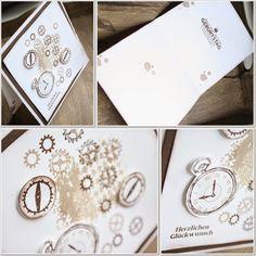 beadsdesign     ♥♥♥♥    love: Geburtstagskarte für Männer