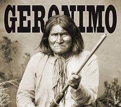 Geronimo Native American Hero