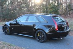 Bid for the chance to own a 2012 Cadillac CTS-V Wagon at auction with Bring a Trailer, the home of the best vintage and classic cars online. Chevy Diesel Trucks, Chevrolet Trucks, Chevrolet Impala, Ford Trucks, 1957 Chevrolet, 4x4 Trucks, Lifted Trucks, Cts V Wagon, Cadillac Cts V