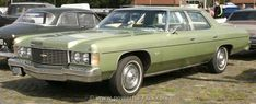 1974 chevy impala four door | Chevrolet Impala 4door sedan #chevroletimpala1970