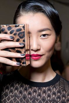 The Best Spring Nail Trends To Try Now: The Dark Side