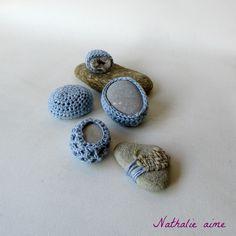 Nathalie M: SC & more # 336 - Tissage et crochet pour mes peti...
