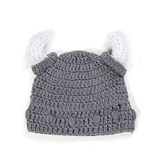 Elee Newborn Handmade Crochet Knitted Beanie Cap Cow Calf Hat Photography Props Elee http://www.amazon.com/dp/B00SMLLV20/ref=cm_sw_r_pi_dp_9ALavb0SS8MNP
