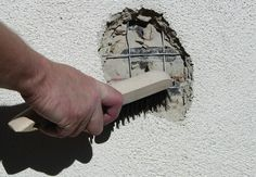 Maintaining and repairing stucco is all about early detection and using quality materials