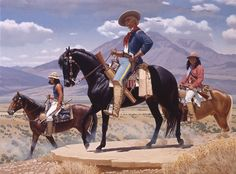 David Nordahl  Apache Gallery
