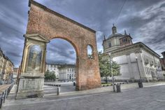 San Lorenzo alle colonne, Milano