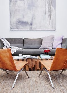 This Furniture Designer's Home Has All the Multipurpose Furniture You Need Now via @MyDomaine