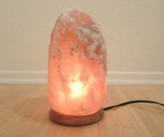Salt Lamp Recall Captivating Himalayan Salt Lamp  Exercise  Pinterest  Himalayan Salt Decorating Design