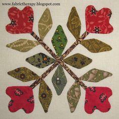 """A """"little"""" hand applique. Applique Quilt Patterns, Applique Templates, Hand Applique, Wool Applique, Applique Designs, Embroidery Applique, Owl Templates, Felt Patterns, Art Fil"""