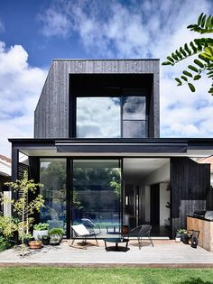 Modern extension by Heartly