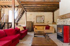 Vakantiehuis Provence met ruime zithoek en houtkachel