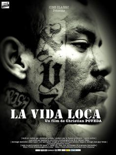 """La Vida Loca (Documentary) - A sobering look at the """"Maras,"""" the heavily tattooed Central American gang that has modeled their violent lifestyle after that of the Bloods.WATCH NOW ! San Salvador, Documentary Photography, Documentary Film, 18th Street Gang, Cgi, Max Tv, Film Theory, Carole, Inspirational Movies"""