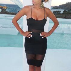 "17.3 tisuća oznaka ""sviđa mi se"", 384 komentara – A N T O I N E T T E  M A R I E (@sydneyfashionblogger) na Instagramu: ""The little black dress @misshollyxox"""