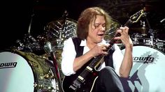 "Eddie Van Halen Guitar Solo 2013. Eddie, you once told the world, ""I'm just a kid with a guitar"". You're no longer a kid, and it appears you own the art of the guitar."