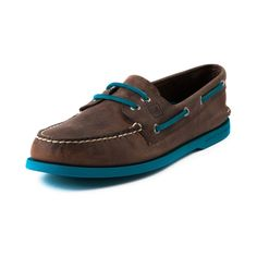 Sperrys were very popular @ SXSW. Shop for Mens Sperry Top-Sider Authentic Original Casual Shoe in Brown Blue at Journeys Shoes.