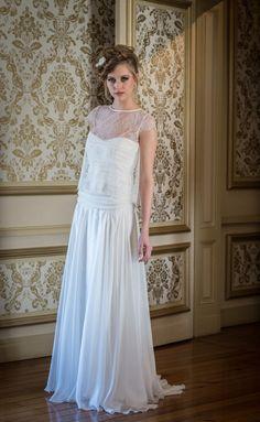 Mary Viloteau, Créatrice de robes de mariée sur mesure à Bordeaux