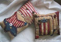 Americana Pillows Country Primitive