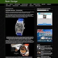"""驚訝!!! 今天偶然在一國際名錶網站上看見大編幅報導ANPASSA腕錶!!! 同時這網站形容ANPASSA品牌為 """" young haute horlogerie brand"""".......其中推介的一枚腕錶是特別設計的撒哈拉沙漠馬拉松的紀念腕錶我們籍此多謝各界支持!!!! ANPASSA 會繼續設計出更多個性化腕錶把香港的設計師和品牌帶給世界各地!! What a surprise!!! A visit to an international watch website surprises us with a large coverage of introducing ANPASSA Watches!! At the same time the website describes ANPASSA as """"young haute horlogerie brand"""".... which in particular introducing one of the special design """" Sahara Marathon"""" commemorative watch. We…"""