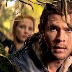 Hot: Chris Hemsworth's origin story comes to life in newest The Huntsman: Winter's War trailer