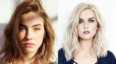 Resultado de imagem para cabelo feminino rock com franja