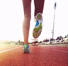 #spiritsays: Running the first leg, the sweet spirit hands off her baton to her successor, the next person who will love and teach you. Panting and bent, she walks off the track for some much needed R&R. She did her job — now you do yours. Grief is holding you back and she trained you to sprint, not sit on the sidelines. http://karenweikert.com