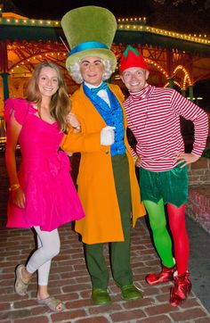 Costume ideas & tips for Mickey's Not So Scary Halloween Party!