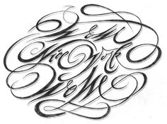 Wow lettering by @andreirobu