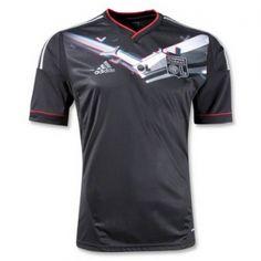 camisetas lyon 2012-2013 segunda equipacion http://www.camisetascopadomundo2014.com/