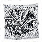 Zentangles: good for Texture in Elements of Art