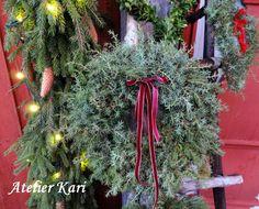 Atelier Kari natuurlijke decoraties en kransen