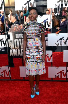 Lupita Nyong'o... killin it