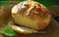 Tradycyjny irlandzki chleb na sodzie z okazji Dnia Św. Patryka