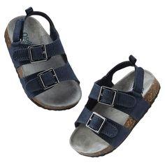 OshKosh Buckle Sandals now available at oshkosh.com/shoes