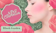 Blush Garden Neve Cosmetics: Foto anteprima - http://www.beautydea.it/blush-garden-neve-cosmetics-foto-anteprima/ - Sette blush cremosi ispirati alle rose, da sempre simbolo di femminilità e bellezza: vi presentiamo la nuova linea Blush Garden Neve Cosmetics!