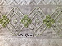 Ravelry, Cross Stitch, Embroidery, Blanket, Crochet, Hand Embroidery Stitches, Embroidery Stitches, Craft Ideas, Diy And Crafts