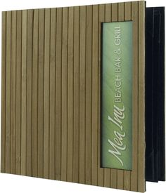 Mea Inu - 325825 - Create an attractive arrangement of your menu items with menu covers from Menu Designs. We have a large selection of menu covers made from the finest materials. Whether you're a café interested in menu boards or a five star dining establishment who's looking for leather menu covers, we're sure you'll find the perfect menu covers for your restaurant.