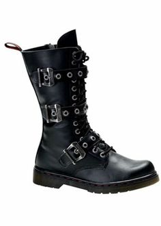 Sexy, stompy boots.